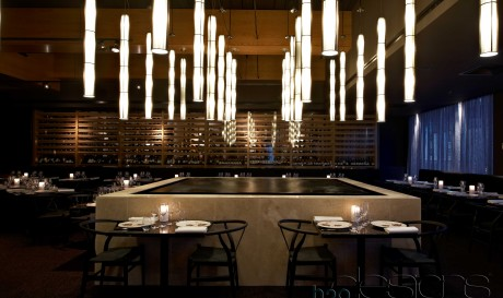 Duck Duck Goose Restaurant QV Melbourne (now Red Spice Road) - H2O Designs water feature with LICOM76™ - Maintenance